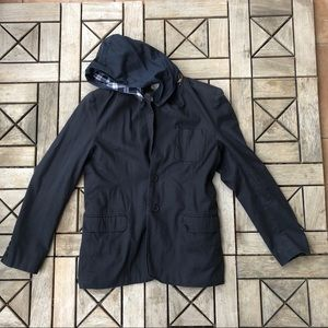 D Collection (UO) Hooded Jacket Blazer Size M